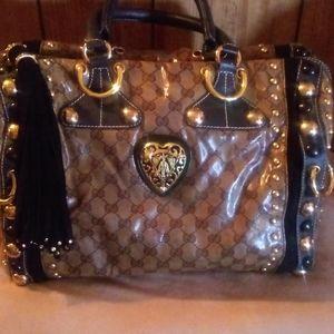 Gucci babouska Large tote bag